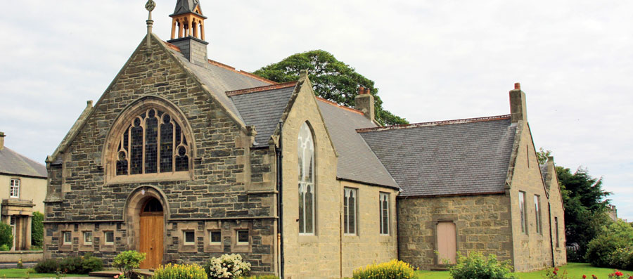 cullen hall church